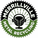 Merrillville Metal Recycling Logo